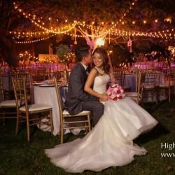 Experience a Fairytale Las Vegas Wedding at A Secret Garden