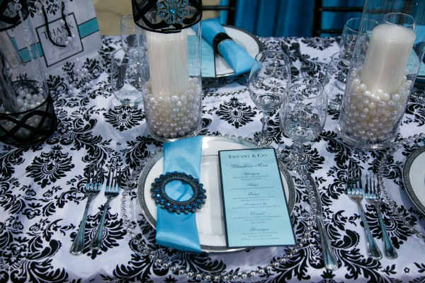 Table Setting with a Flair