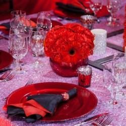 Bridal Spectacular Spotlight: Jovani Linens & Event Design