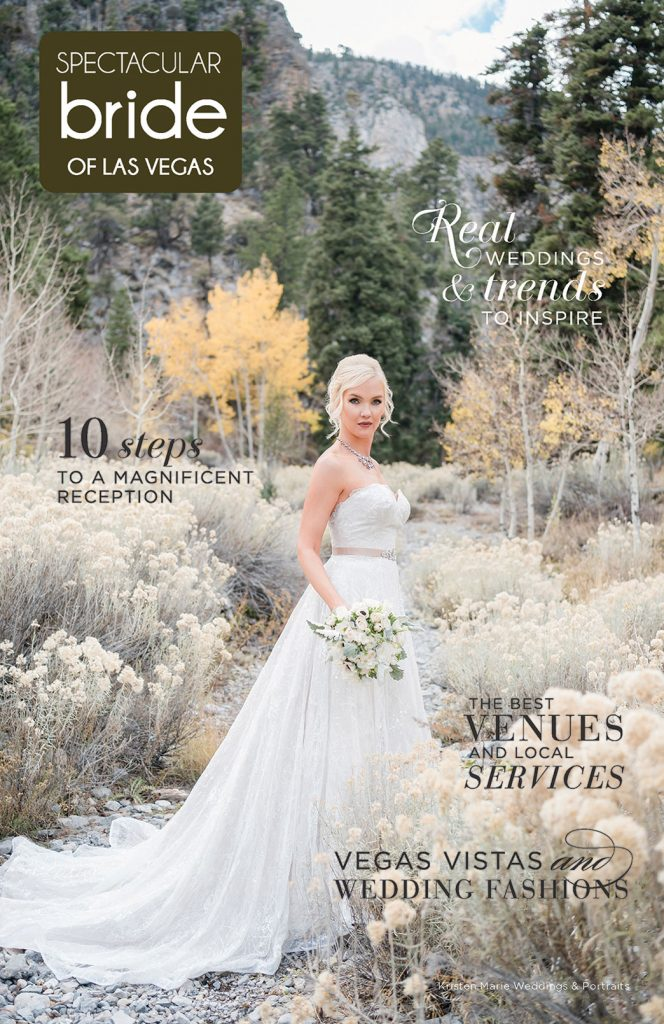 Kristen Marie Weddings & Portraits. Shot amongst the stunning surroundings of Mt Charleston