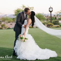 "Amanda and Ryan Say ""I Do"" With a Picture-Perfect Spring Wedding at Red Rock Country Club"