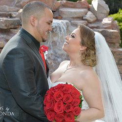 Brianna and Paul Become Husband & Wife With an Intimate October Wedding