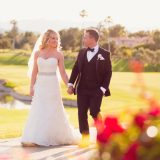 Britany and Dustin Become Husband & Wife With a Charming May Wedding at Canyon Gate Country Club