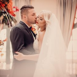 Ella Gagiano Photography Captures Alixandria and Christopher's Breathtaking Autumn-Inspired Wedding
