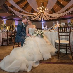 Ella Gagiano & High Class Studios Share Irene and Bryan's Beautiful May Wedding at the JW Marriott Las Vegas