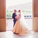 Jacqueline and Matthew Become Husband & Wife With a Picturesque June Wedding at the Hilton Lake Las Vegas