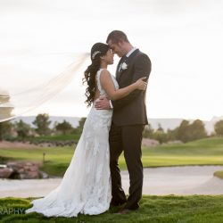 KMH Photography Shares Christal and Fields' Stunning October Wedding at Canyon Gate Country Club