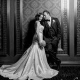 Kandylane Photography Shares Jessica and Adam's Elegant Great Gatsby-Themed Wedding