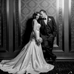 Kandylane Photography Shares Jessica and Adam's Elegant Great Gatsby-Themed Wedding