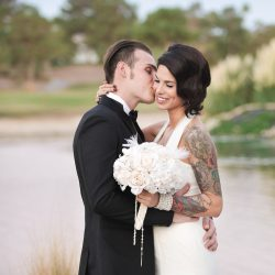 Knights Sound Entertainment Shares Brittney and Amaury's Chic September Wedding