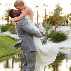 M Place Productions Captures Jordan & Shawn's Romantic Summer Wedding