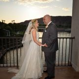Kristin and Alessandro Celebrate Their Nuptials With a Beautiful Beach Themed Wedding