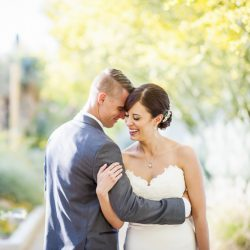 KMH Photography Captures Anne & Eric's Magical April Wedding at Springs Preserve