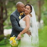 Mindy Bean Photography Shares Christina & Aaron's Lovely Yellow-Themed Wedding at JW Marriott Las Vegas