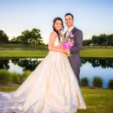 Pixo2 Shares Christie and Jonathan's Elegant Spring Wedding at TPC Summerlin