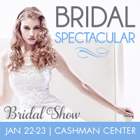 Bridal Spectacular Celebrates its 25th Anniversary at the 2016 Winter Bridal Show