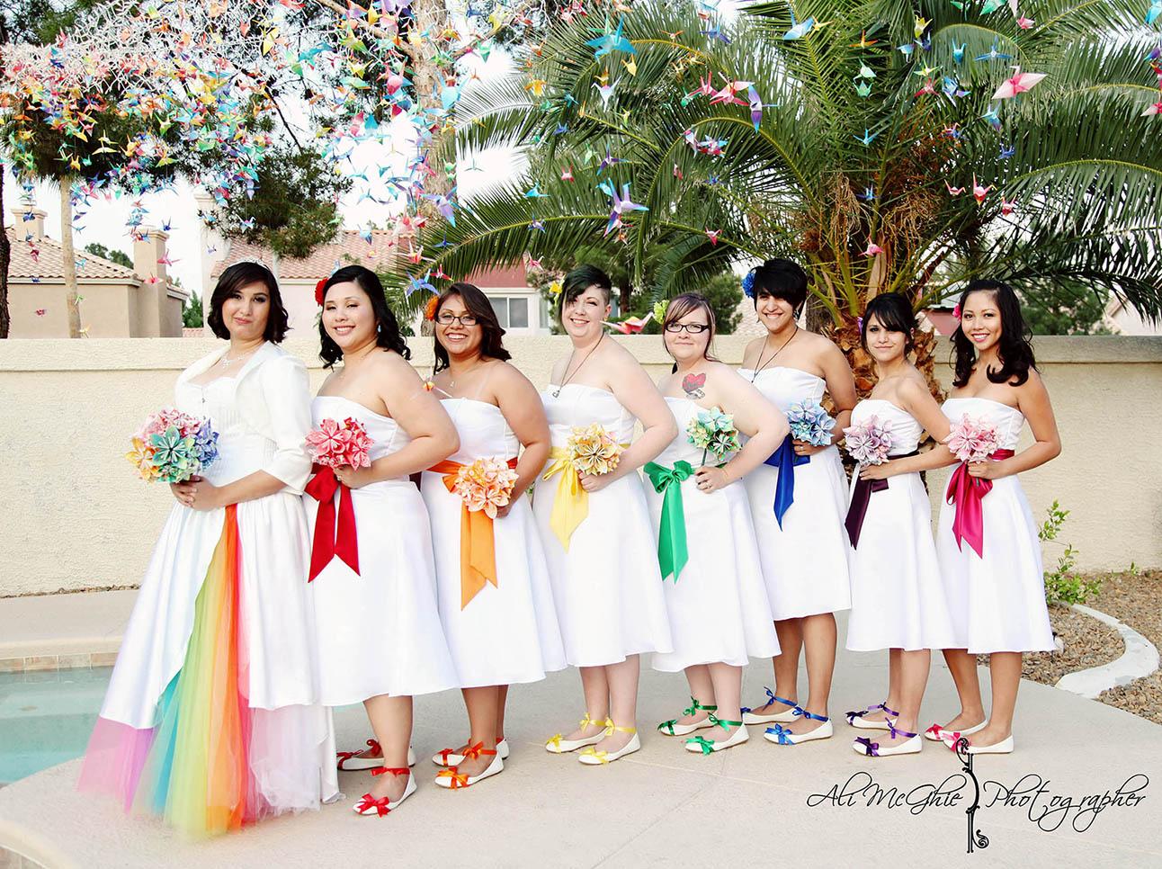Tips For Bridesmaid Duties Responsibilities Las Vegas Wedding