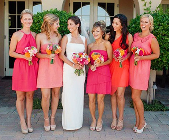 4ad073e9 Bridesmaid Dresses — They Don't Have to be The Same | Las Vegas ...
