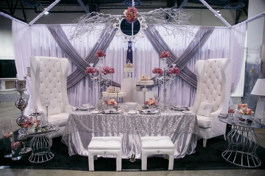 Chandelier Banquet Hall Bri007