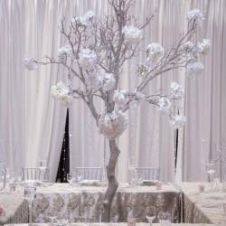 Ideas for a Festive Holiday Themed Wedding