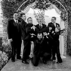 How to Create the Perfect Wedding Look for The Guys — Tips From Tuxedo Junction