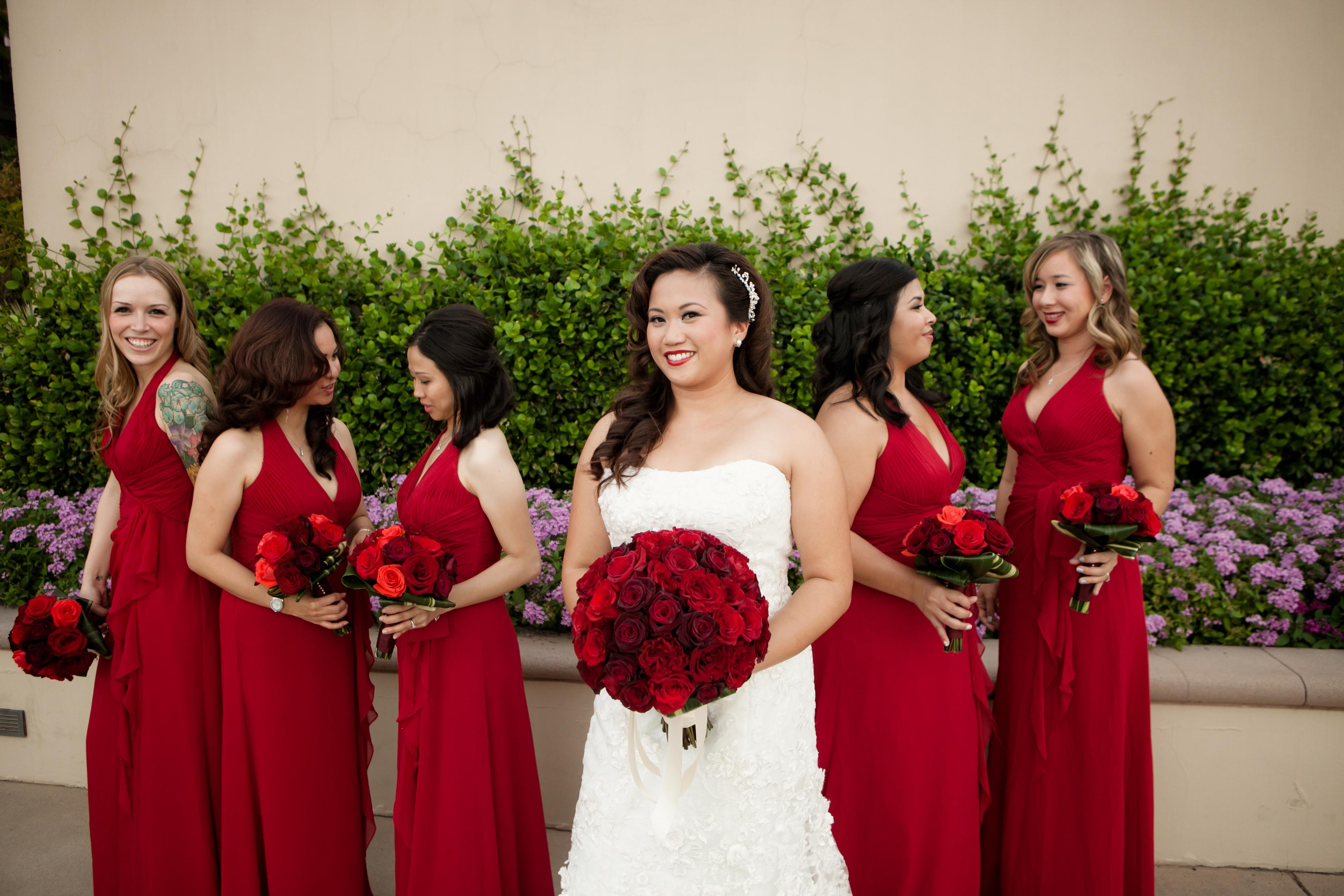 Creating A Christmas Inspired Las Vegas Wedding