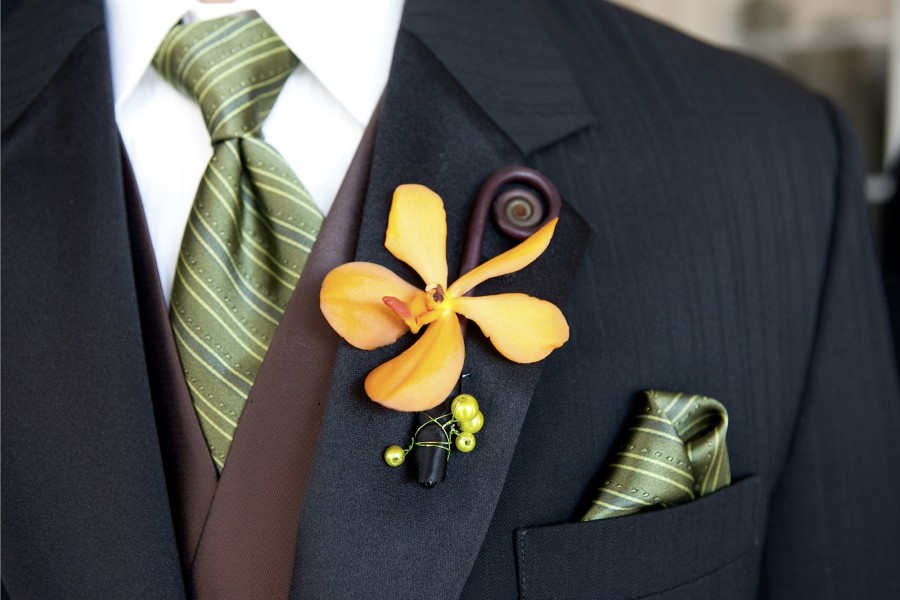 Best Man's Boutonniere