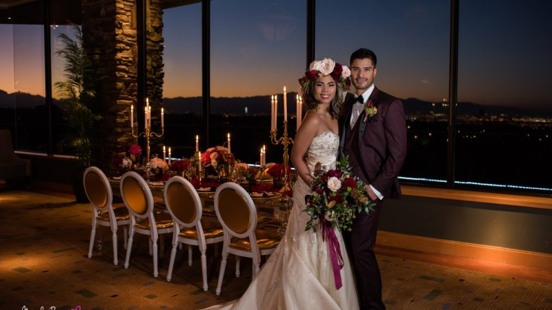 Anthem Country Club Bridal Fashion Shoot by Mindy Bean Photography