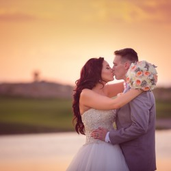 Moxie Studio Captures JeanMarie & Kolin's Fairytale Wedding at Las Vegas Paiute Golf Resort