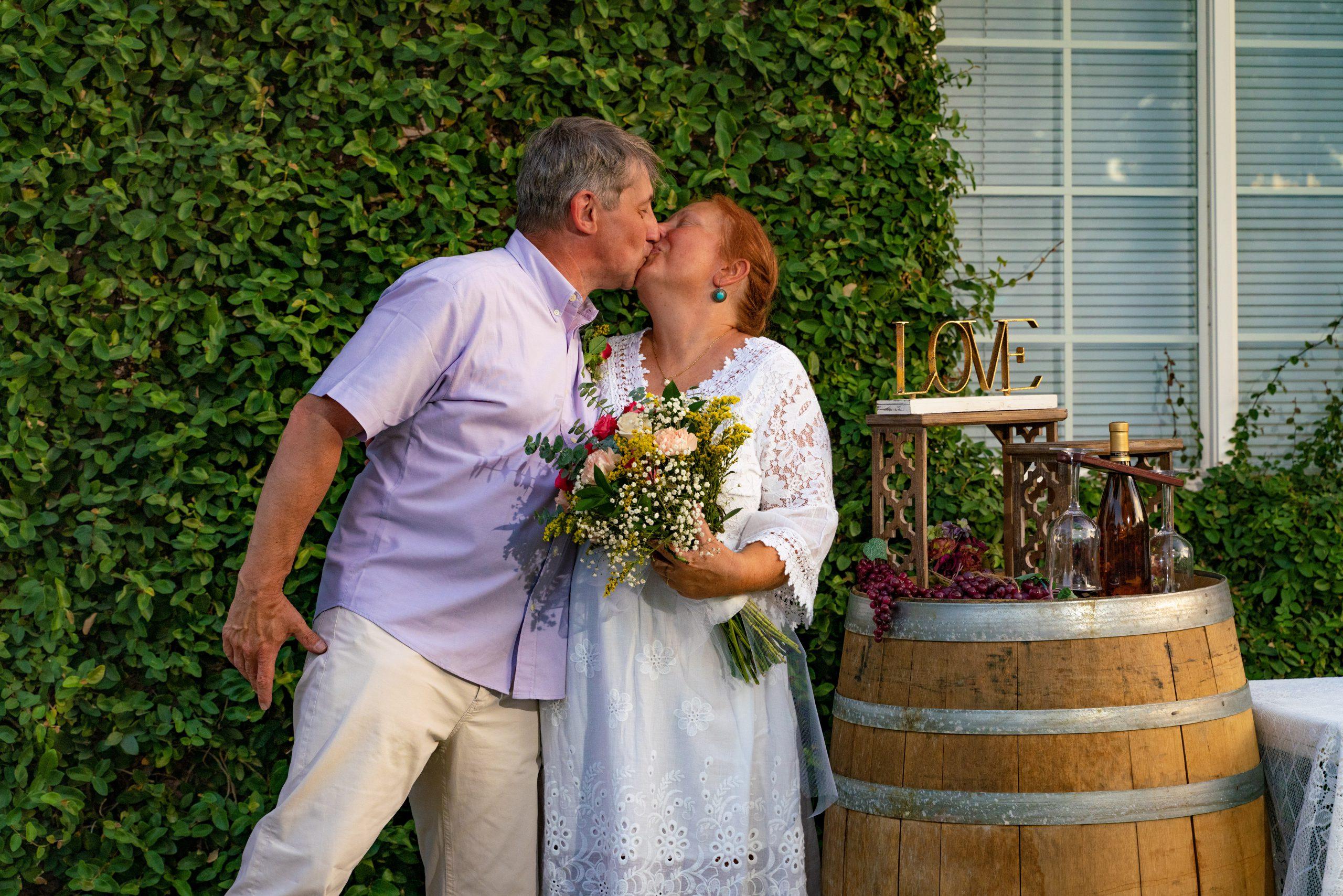 You may kiss the bride bridal spectacular