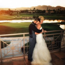 Jaclynn & Jeff Became Husband and Wife With a Picturesque Wedding at Canyon Gate Country Club