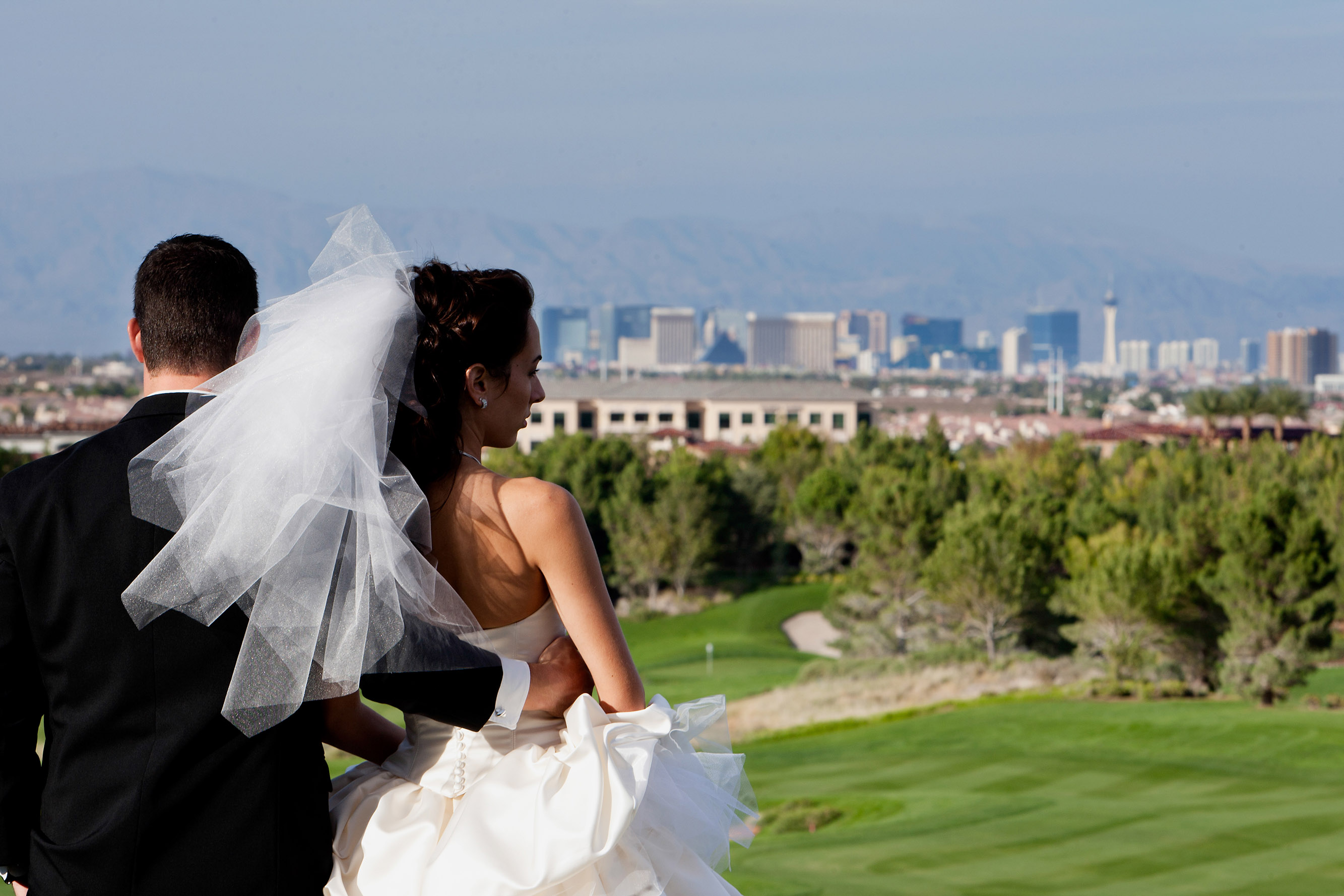 Las vegas transvestite wedding