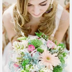 Ideas for an Enchanted Spring Wedding