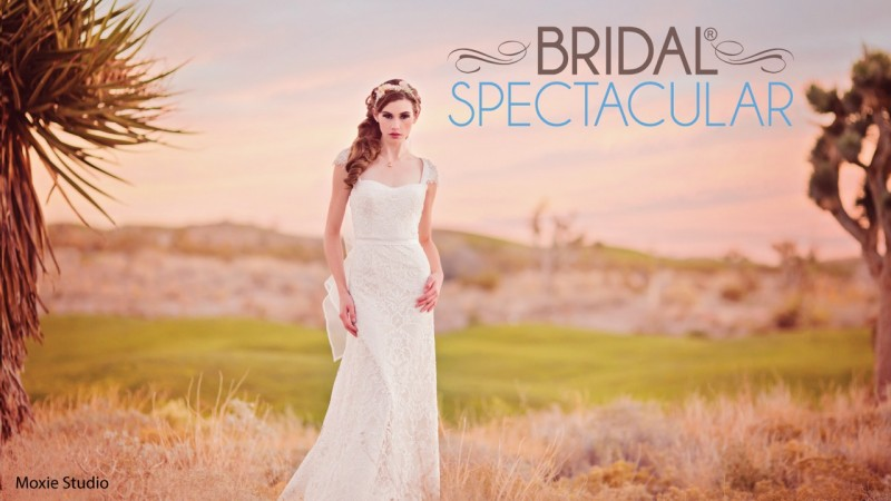 Spectacular Bride photo shoot at Las Vegas Paiute  Image by Moxie Studio | Bridal Spectacular Bridal Show