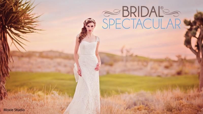 Spectacular Bride photo shoot at Las Vegas Paiute  Image by Moxie Studio | Bridal Spectacular Bridal Show