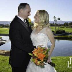 Enjoy an Autumn Canyon Gate Country Club Wedding Captured by Photos by Larotonda